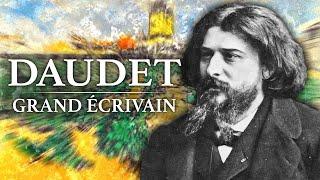 Alphonse Daudet - Grand Ecrivain (1840-1897)