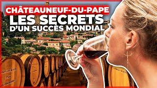 Châteauneuf-du-Pape, le village qui a conquis le monde