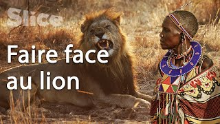 Comment les hommes cohabitent avec le roi des animaux