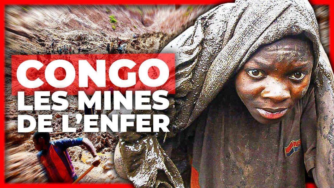 Congo : les mines de l'enfer