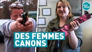Documentaire Des femmes canons