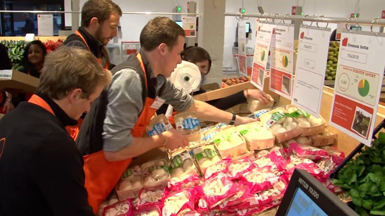 Documentaire Dans le secret des supermarchés
