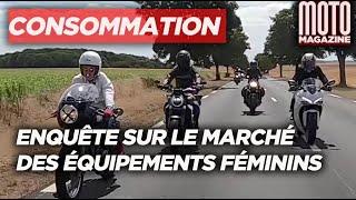 Documentaire Enquête sur le marché des équipements féminins