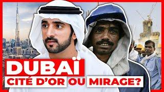 Documentaire Dubaï, cité d'or ou mirage ?