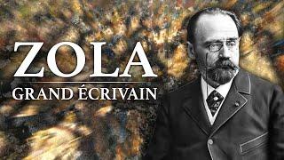 Émile Zola - Grand Ecrivain (1840-1902)