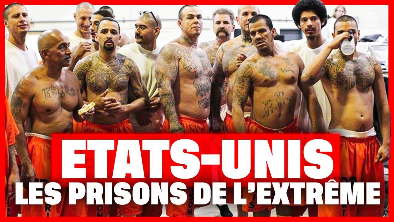 Documentaire Etats-Unis, les prisons de l'extrême