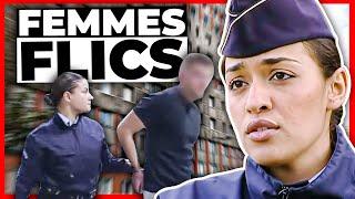 Femmes flics : des femmes à l'école de police