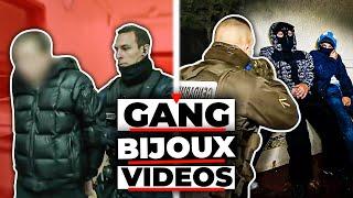 Gendarmes : gang, bijoux et vidéos