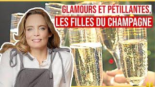 Glamours et pétillantes, les filles du champagne