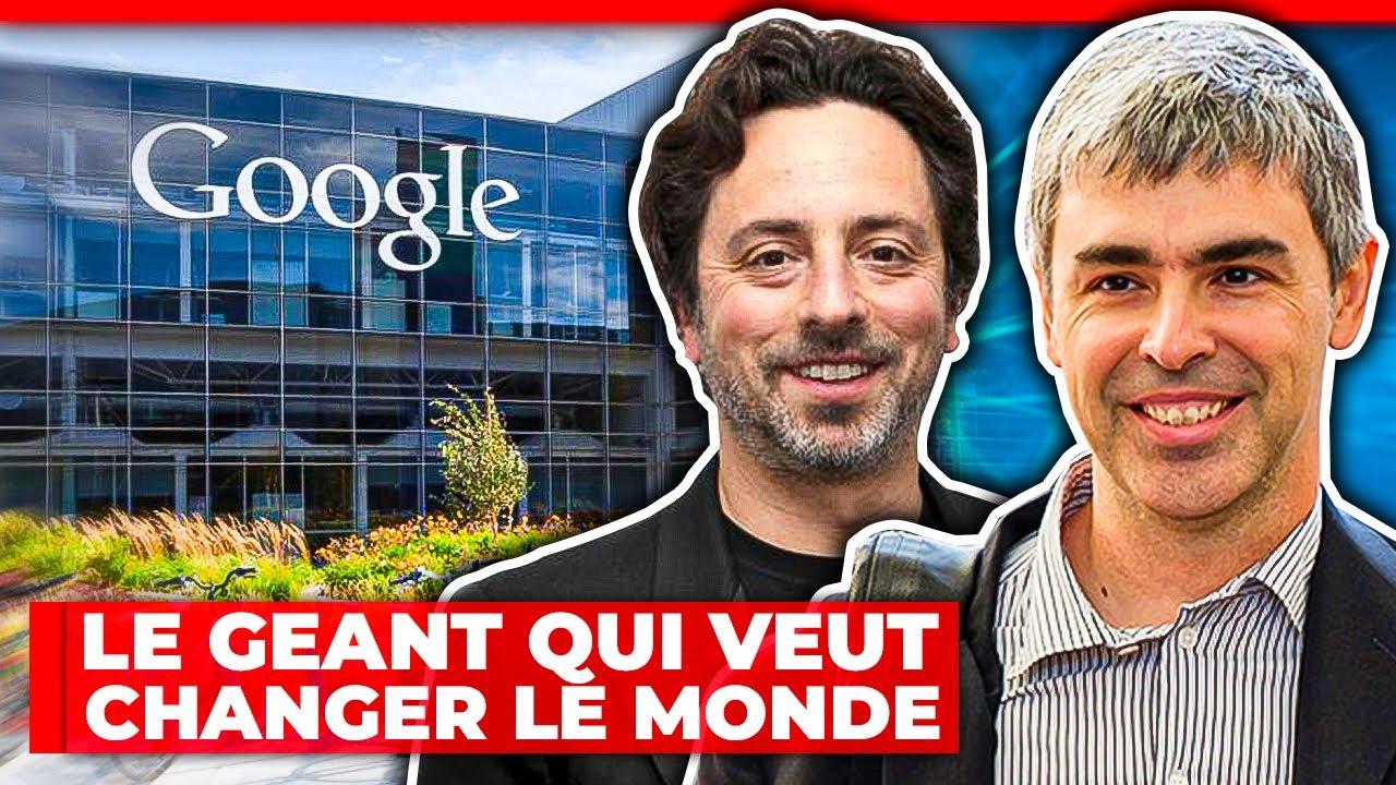 Google, le géant qui veut changer le monde