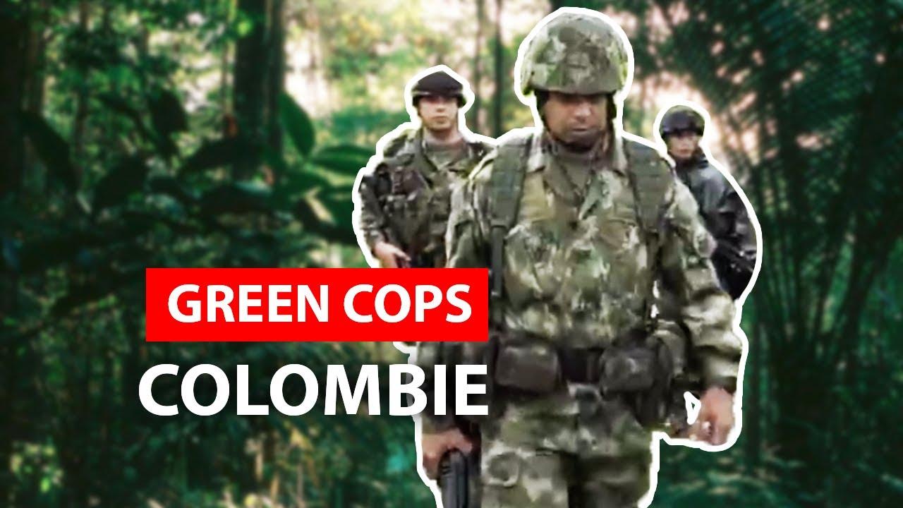 Green Cops, les gardiens de la planète : Colombie
