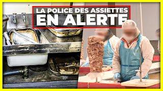 Hygiène, arnaque, intoxication : la police des assiettes sur tous les fronts