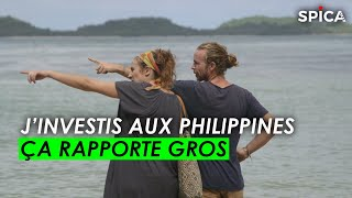 Documentaire J'investis aux Philippines, ça rapporte gros