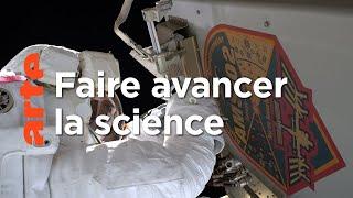 L'Europe dans l'espace