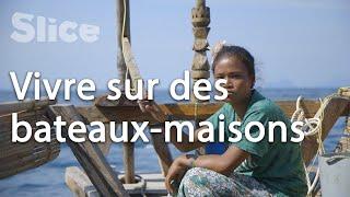 Documentaire La vie semi-nomade des Mokens