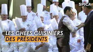 Le G20 des chefs cuisiniers des Présidents