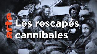 Le crash des Andes, l'inavouable anthropophagie | Faits divers, l'histoire à la une