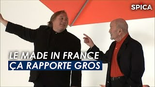 Le made in France ça rapporte gros