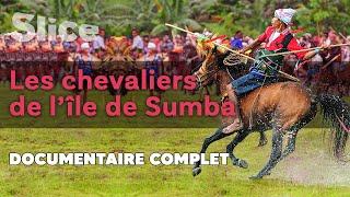 Les chevaliers de l'île de Sumba