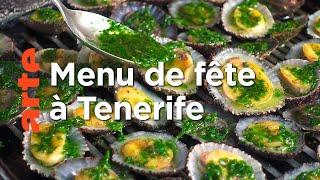 Les plats typiques de Tenerife