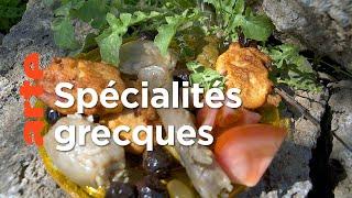 Documentaire Les plats typiques de l'île de Rhodes