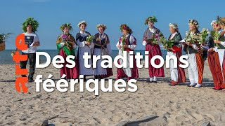 Documentaire Lettonie, la magie du solstice d'été