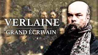 Paul Verlaine - Grand Ecrivain (1844-1896)
