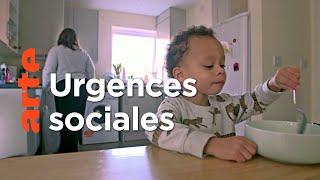 Documentaire Pays riches et pauvreté infantile