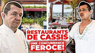 Restaurants de Cassis : qui attirera le plus de touristes ?