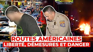 Routes américaines : liberté, démesure et danger !