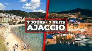 Une semaine à Ajaccio