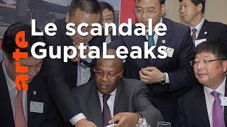 Documentaire Afrique du Sud, corruption au sommet de l'État