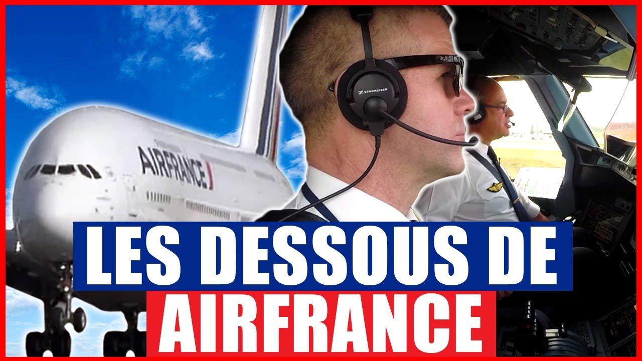 Documentaire Air France : les coulisses de la compagnie
