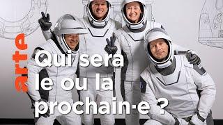 Astronautes : recrutement et formation | L'Europe dans l'espace