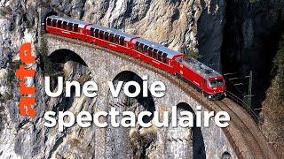 Documentaire Bernina Express | Danger sur les rails