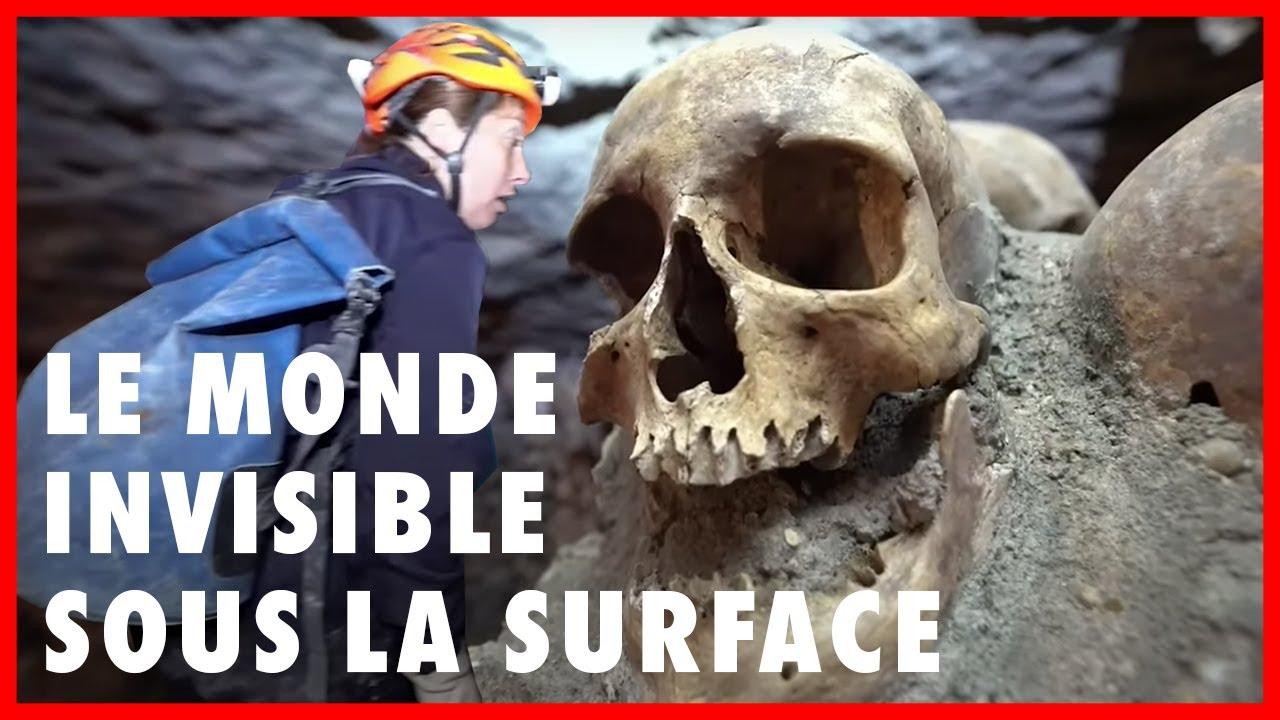 Documentaire Catacombes, dans les entrailles de Paris