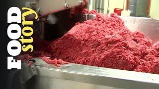 Documentaire Comment sont fabriqués les steaks hachés ?
