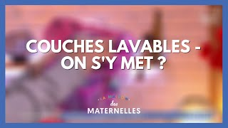 Documentaire Couches lavables : on s'y met ?