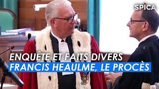 Documentaire Francis Heaulme, le procès : enquête et faits-divers