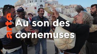 Documentaire Grèce, les cornemuses de la mer Égée