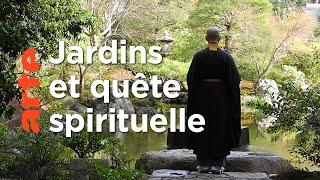 Japon, l'art du jardin zen