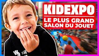 Kidexpo, le paradis du jouet