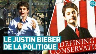 Le Justin Bieber des conservateurs