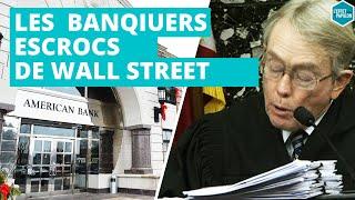 Les escrocs de Wall Street