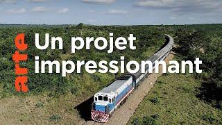 Documentaire La ligne Tanzanie-Zambie | Danger sur les rails