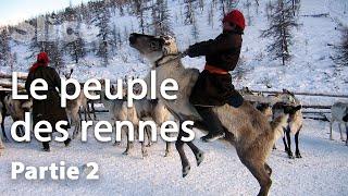 La vie simple des nomades Dukhas