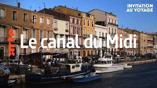 Documentaire Le canal du Midi