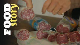 Documentaire Le saucisson, de la porcherie à l'assiette