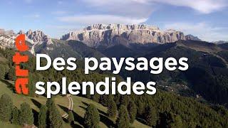 Les Dolomites | Le Tyrol du Sud