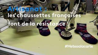 Documentaire Les chaussettes françaises font de la résistance